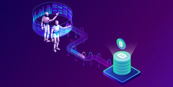 Bridge between AI and crypto - image