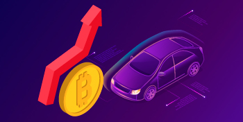 Crypto payments in auto trading industry have increased - image