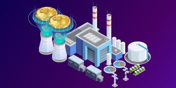 Ukrainian nuclear plants may start to mine crypto - image