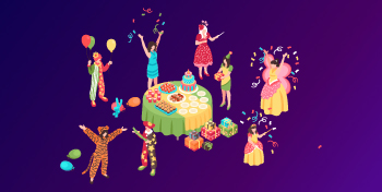 HAPPY BIRTHDAY TO US - image