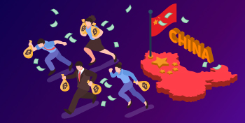 Chainalysis report: cryptocurrency in the amount of $ 50 billion quit China - image