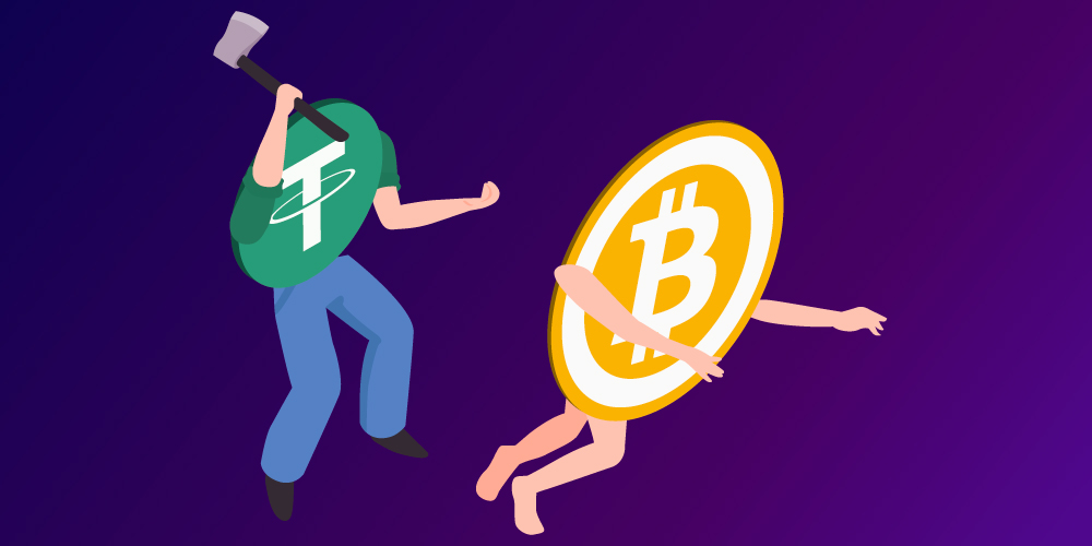 Are stablecoins dangerous for cryptocurrencies