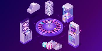 Gambling on the blockchain - image