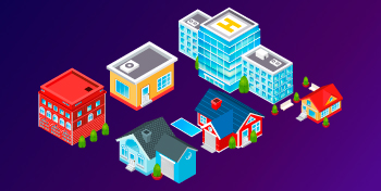 Blockchain application in real estate - image