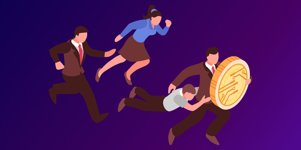 Moving forward with cryptocurrency