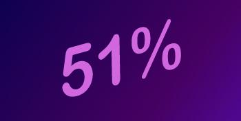 Blockchain Hacking: 51% Attack - image