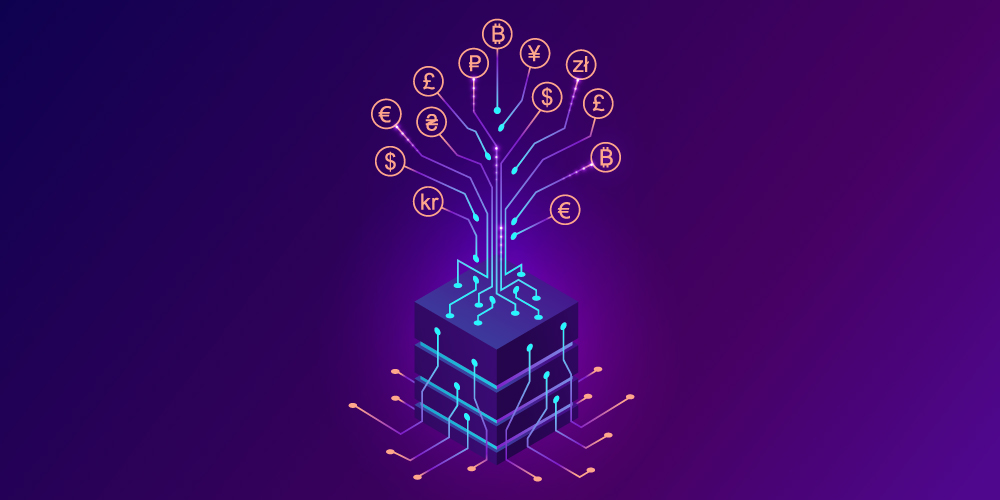 4. Decentralized financing (DeFi) will develop rapidly, including virtual currencies